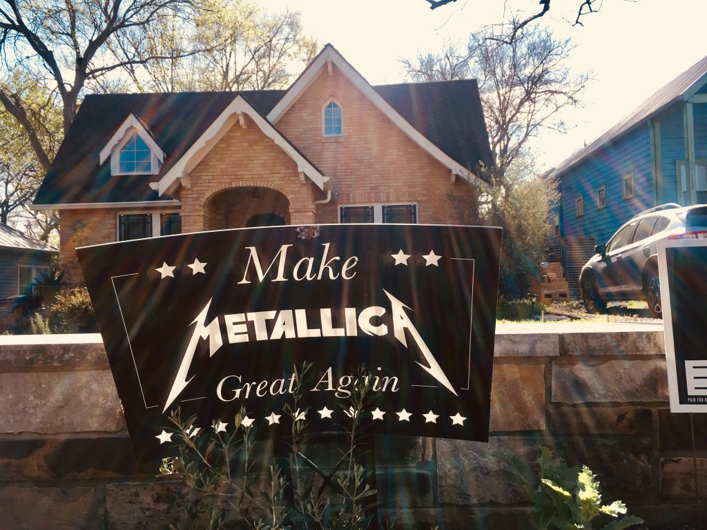 Metallica Great Again