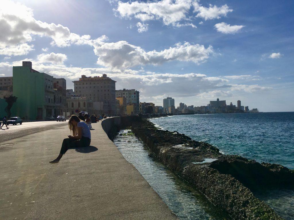 Havanna Malecon
